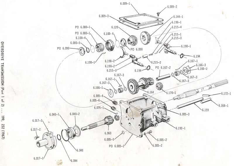 tranny_six_T 96OD_part1 technical data borg warner overdrive wiring diagram at fashall.co